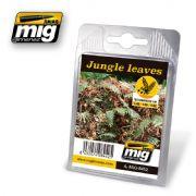 JUNGLE LEAVES<br>A.MIG-8452